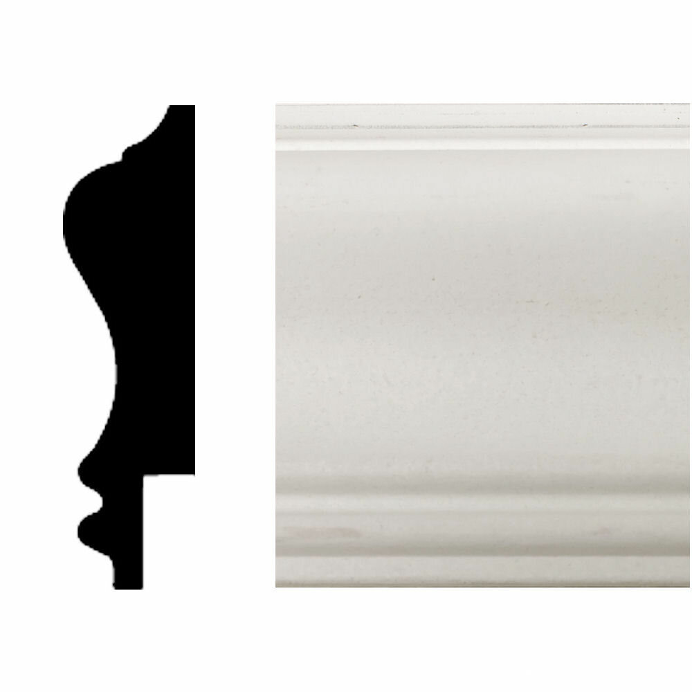 MDF Crown Moulding Excellent Interior x 4-1//2 in x 8 ft House Fara 3//4 in
