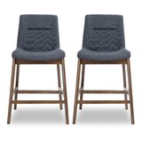 Vanzant 23 Short Stool (Set of 2) by Corrigan Studio®