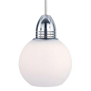 Tech Lighting Torpedo 1-Light Cone Pendant