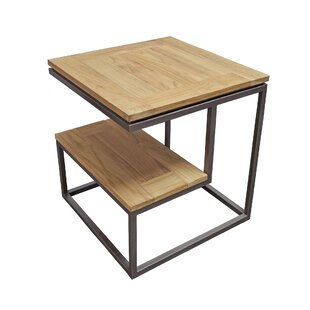 Affordable Hinkel End Table by Williston Forge