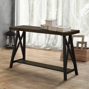 Bargain Mayur Industrial Console Table By Gracie Oaks