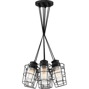 Clemens 7-Light Cluster Pendant by Williston Forge