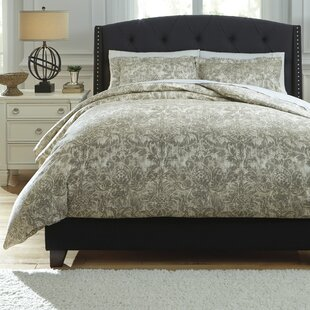 Kelby 3 Piece Duvet Cover Set