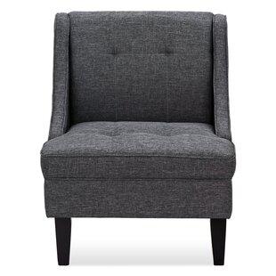 Janiyah Slipper Chair by Ivy Bronx 2019 Sale