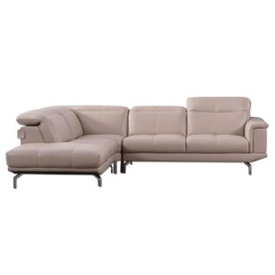 Zahara Thick Sectional by Orren Ellis Best #1