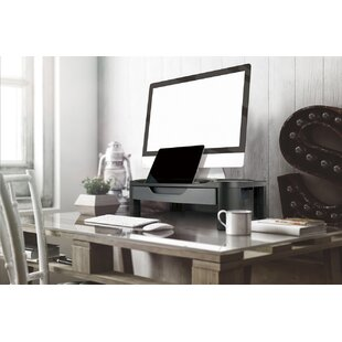 Purchase Professional Heigh-Adjustable Monitor and Printer Stand with Drawer By Aidata U.S.A