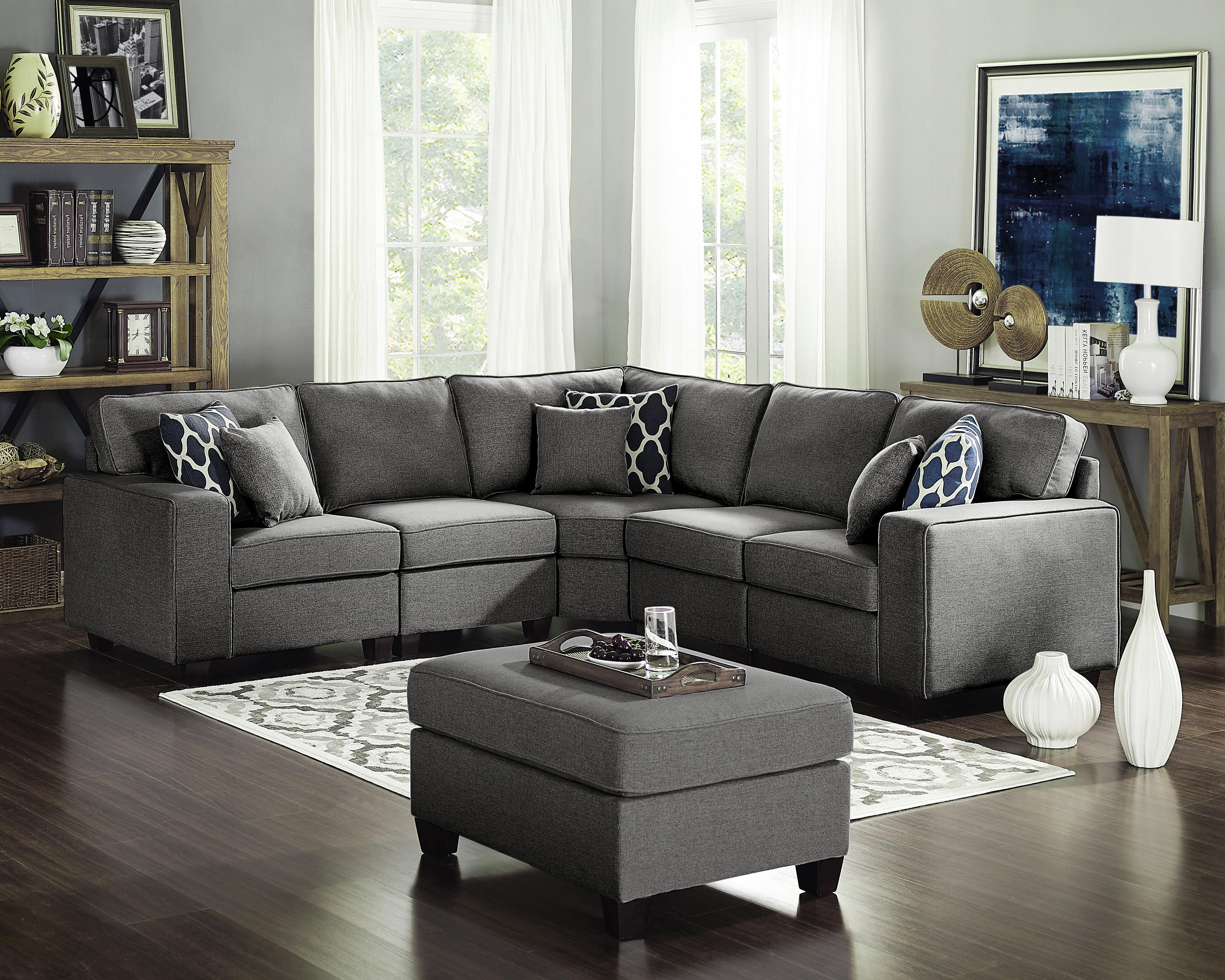 Brilliant Ivy Bronx Sofa Sectional Wayfair Machost Co Dining Chair Design Ideas Machostcouk