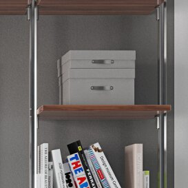 Relax 55cm Wide Clothes Storage System By Space Pro