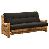 Han Full 86 Loose Back Futon and Mattress by Loon Peak®