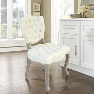 Gelueck Upholstered Dining Chair (Set of 2)
