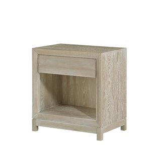 Boca Grande 1 Drawer Nightstand
