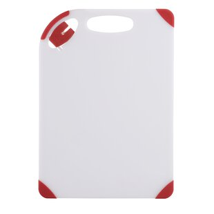Non-Slip Plastic Cutting Board