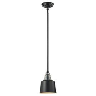 Brayden Studio Cearley 1-Light Cone Pendant