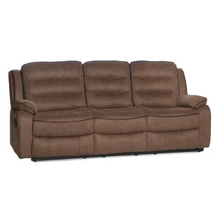 Melisa 3 Seater Reclining Sofa By Ebern Designs