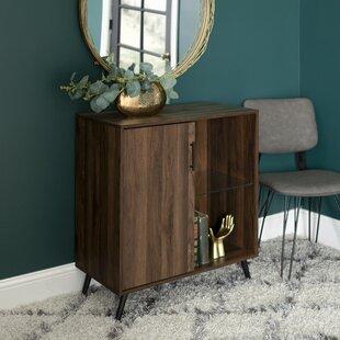 Price comparison Perao 2 Door Accent Cabinet ByWrought Studio