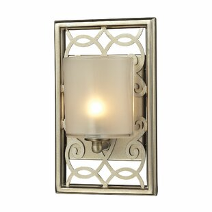 Haugen 1-Light Bath Sconce by ..