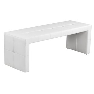 Shop for Ikon Lester Wood Bench By Sunpan Modern