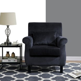 Affordable Price Robbins Armchair by Charlton Home
