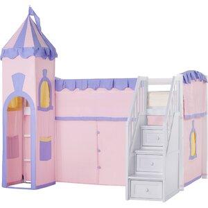 Lyric Princess Loft with Stairs