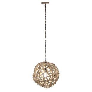Allred 1 Light Globe Pendant