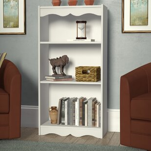 Bismarck Standard Bookcase by Andover Mills 2019 Coupon