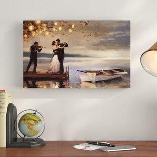 Twilight Romance Canvas Wayfair