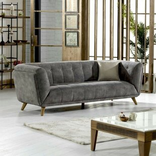 Buy luxury Danos Chesterfield Loveseat by Brayden Studio Reviews (2019) & Buyer's Guide