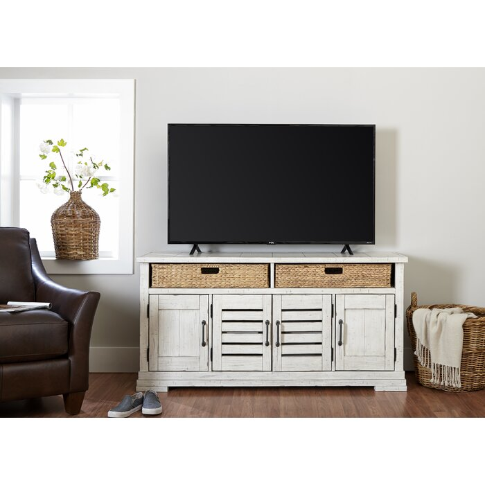 best service e1bec 47ef7 Trisha Yearwood Home Family Time Entertainment TV Stand