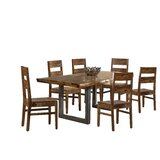 Lonan 7 Piece Solid Wood Dining Set by Mistana™
