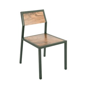 Crook Solid Wood Dining Chair