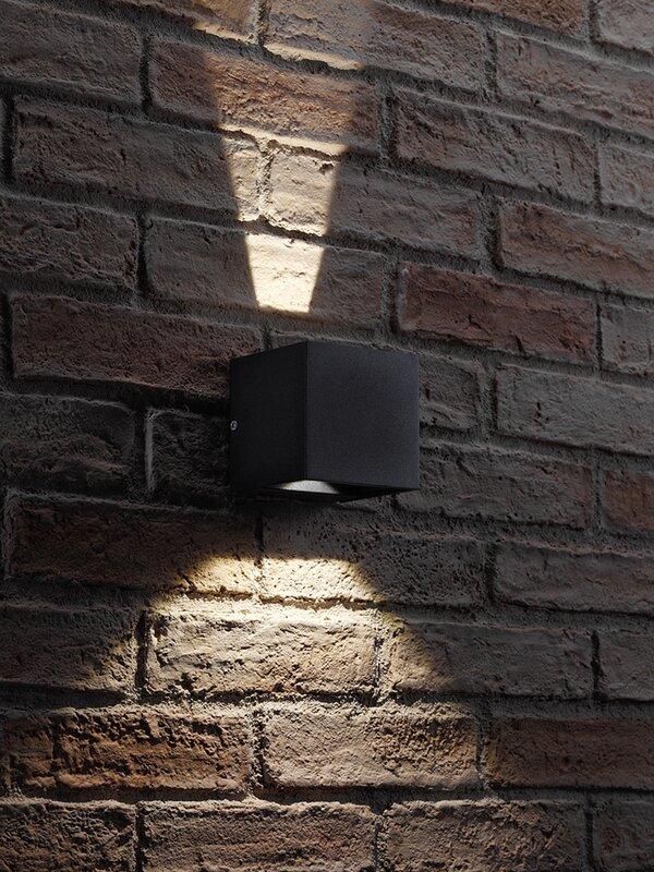 Garten Living LED-Außenwandstrahler Sorrells