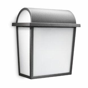 Harvest 2-Light Outdoor Bulkhead Light by Philips