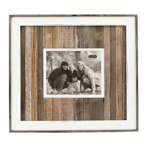 wood plank picture frame by mud pie - Mud Pie Picture Frames