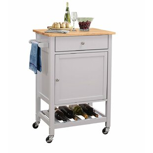 Kuntz Wheeled Kitchen Cart