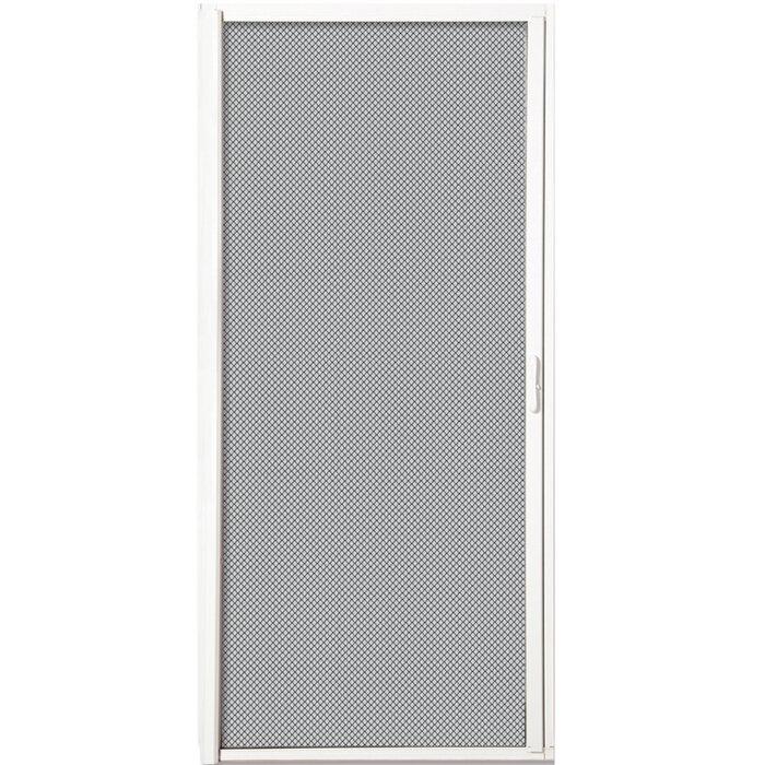 Retractable Aluminum Screen Door
