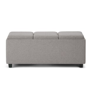Agnon Upholstered Storage Benc..
