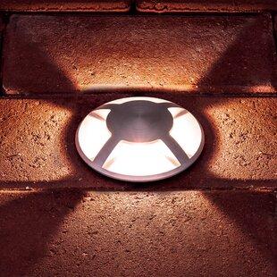 Review Castille 1 Light LED Well Lights