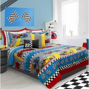 Holler Granprix Comforter Set