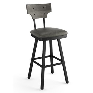 Estefania 26 Swivel Bar Stool 17 Stories