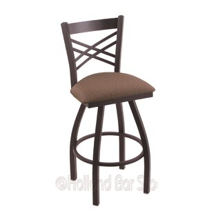 Compare prices Daniela 36 Swivel Bar Stool by Alcott Hill Reviews (2019) & Buyer's Guide