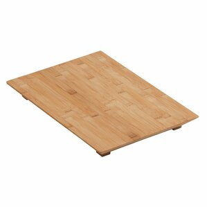 Poise Hardwood Cutting Board For And Kitchen And Bar Sinks