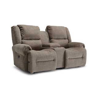 Great Price Neysa Power Headrest Reclining Loveseat By Red Barrel Studio