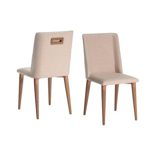 Tatman Upholstered Dining Chair (Set of 2) by Union Rustic