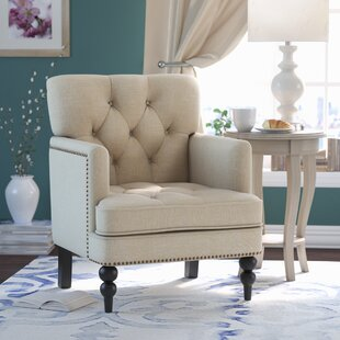 Summerfield Tufted Armchair By Alcott Hill