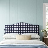 Trina Upholstered Panel Headboard by Laurel Foundry Modern Farmhouse®