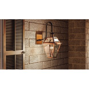 Lois 2-Light Outdoor Wall Lantern by Laur..