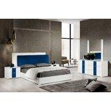 Chatillon Series Sleigh 5 Piece Bedroom Set by Orren Ellis