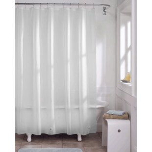 Heavy Guage Vinyl Single Shower Curtain Liner