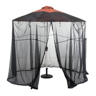 Cabott Patio Umbrella Net