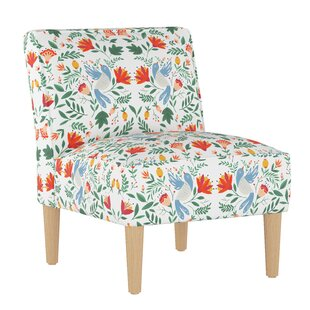 Bungalow Rose Clintwood Slipper Chair
